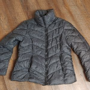 Guess Quilted Puffer Jacket full zip L